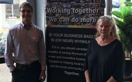 Contact us, business websites, Wynnum