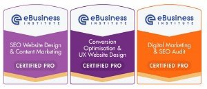 Website SEO Certificates 2